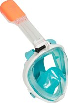 X10 Full Face Mask - Snorkelmasker - S/M - Turquoise