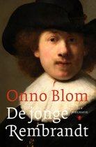 Boek cover De jonge Rembrandt van Onno Blom (Onbekend)
