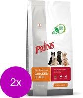 Prins Fit Selection Kip & Rijst - Hondenvoer - 30 kg