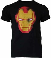 Iron Man Shirt – Avengers Marvel maat L
