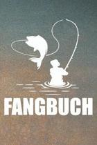 Fangbuch: Angeltagebuch - Angelbuch A5, Fangtagebuch f�r Angler