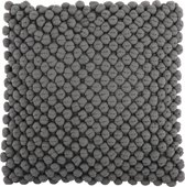 Kussen Abruzzo 45 x 45 cm grijs