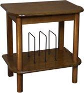 Soundmaster SF510 - Houten meubel behorend bij muziek centers - bruin