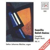 Saint-Saens: Complete Organ Works, Vol. 4