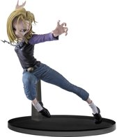 Figurines DRAGON BALL Z - Figurine Scultures - ANDROID 18 - 15cm