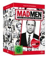 Mad Men (Komplette Serie) (DvD)