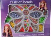 Johntoy Fashion Beads Kralenset Vlinder
