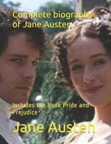 Complete Biography of Jane Austen