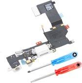 MMOBIEL Dock Connector voor iPhone 5S (WIT)