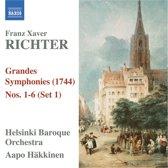Richter:Grandes Sym. Nos.1-6