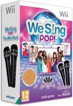 We Sing Pop!  Incl. 2 Microfoons