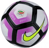 Nike Serie A Pitch Voetbal - paars/wit/zwart/geel