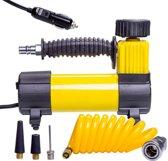 Dunlop Mini Compressor 12 Volt - pomp voor zwembad en luchtmatras