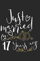 Just Married 17 Years Ago