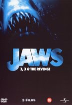 Jaws  2, 3 en 4 Collection