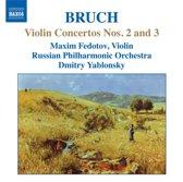Violin Concertos No. 2 & 3