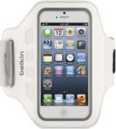 Belkin EaseFit Sport Armband voor iPhone 5 - Wit
