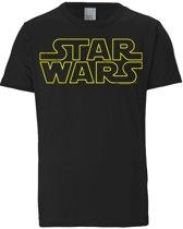 Logoshirt T-Shirt Krieg der Sterne - Logo