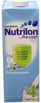 Nutrilon Dreumes Groeimelk 4 - flesvoeding - 1000 ml