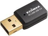 Edimax EW-7822UTC netwerkkaart & -adapter WLAN 867 Mbit/s