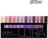 LA Girl Pro Beauty Brick Eyeshadow Palette Ultra GES333