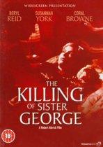 Killing Of Sister George (dvd)