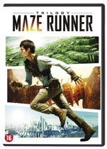 DVD cover van Maze Runner - Trilogy
