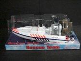 Reddingsboot Politie 20cm