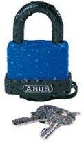 ABUS hangslot Aqua Safe, anders sluitend, Messing, 53x28x73 mm, Ø 8 mm
