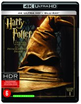 Afbeelding van Harry Potter And The Philosophers Stone (4K Ultra Blu-ray)