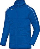 Jako Classico Coachvest - Jassen  - blauw kobalt - 3XL
