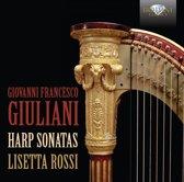 Lisetta Rossi - Giuliani; Harp Sonatas