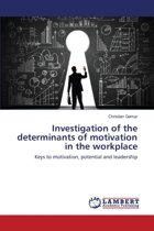 Investigation of the Determinants of Motivation in the Workplace