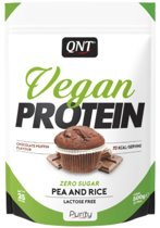 QNT-Purity Vegan Protein 500g - Chocolate Muffin