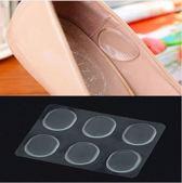 Hielbeschermers - Siliconen hielbescherming - Hielbeschermer Gel - Voet bescherming - Zachte Siliconen dots 6 stuks