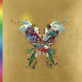 CD cover van Live In Buenos Aires / Live In Sao Paulo / A Head Full Of Dreams (CD+DVD) van Coldplay
