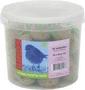 Buzzy Birds - Mezenbollen - Buitenvogelvoer - 30 x 90 g
