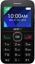Alcatel 20.08G - Zwart/Wit