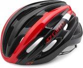 Giro Foray Fietshelm, bright red/black Hoofdomtrek S | 51-55cm