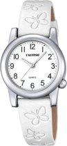 Calypso Kids K5711/1 - Horloge - Kunststof - Wit - 28.5 mm
