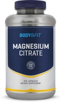 Body & Fit Magnesium Citraat - 240 capsules