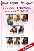 Bouquet e-bundel nummers 3312 - 3319, 8-in-1
