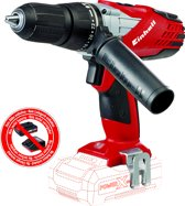 EINHELL Accu Klopboor-/ Schroefmachine TE-CD 18-2 Li-i Solo - Power-X-Change - 18 V - 48 Nm - Zonder accu & lader