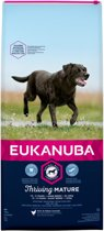 Eukanuba Dog Mature & Senior - Large Breed - Kip - Hondenvoer - 12 kg