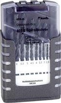 KWB HSS Borenset - 1-10 mm - 19-delig