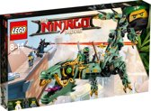 LEGO NINJAGO Movie Groene Ninja Mecha Draak - 70612