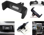 Universele Smartphone houder - voor Wiko Smartphones tot 5,5 inch - luchtrooster