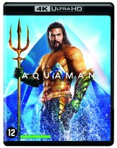 Aquaman (4K Ultra HD Blu-ray)