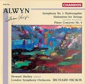 Alwyn: Symphony no 5, Sinfonietta etc / Hickox, London Symphony Orchestra
