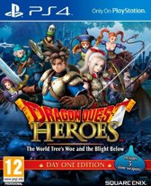 Dragon Quest Heroes, The World Tree's Woe and the Blight Below PS4